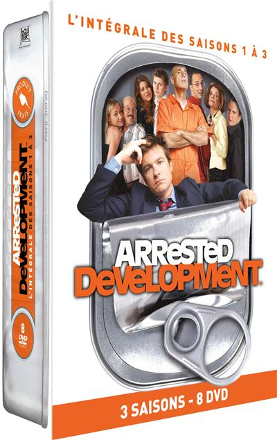 Arrested Development -L'intégrale Saison : 1-2-3 [Complete]