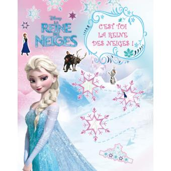 Frozen la reine des neiges c 39 est toi la reine des - Regarder la reine des neige ...
