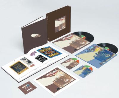 Led Zeppelin II Edition Super Deluxe 2 CD + 2 LP