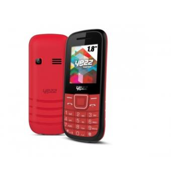 Telephone Yezz Classic CA Double SIM Rouge a