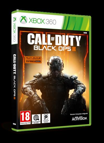 Call of Duty Black Ops 3 Xbox 360 - Xbox 360