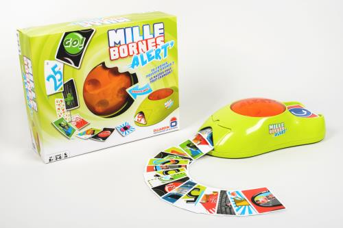 mille bornes alert dujardin jeu de cartes. Black Bedroom Furniture Sets. Home Design Ideas