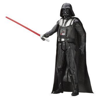 figurine star wars darth vader 30 cm grandes figurines achat prix fnac. Black Bedroom Furniture Sets. Home Design Ideas