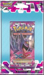 Booster blister Pokémon XY4