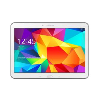 tablette samsung galaxy tab 4 10 1 16 go wifi blanc. Black Bedroom Furniture Sets. Home Design Ideas