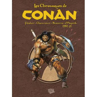 Les chroniques de Conan - 1982 (i) Tome 13 : Les chroniques de Conan
