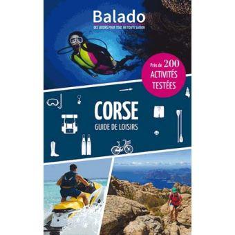 Guide Balado Corse