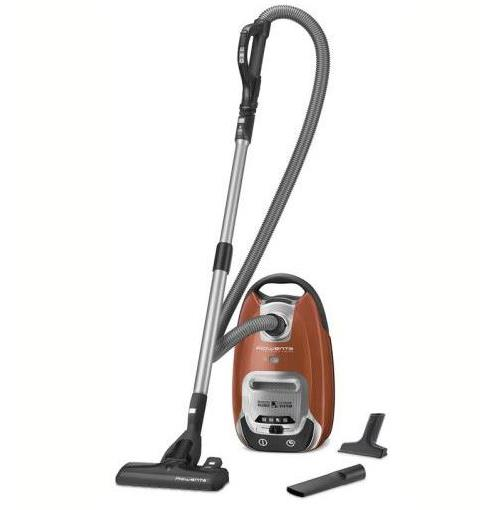 Aspirateur sac Rowenta Silence Force 4A RO6432EA Orange