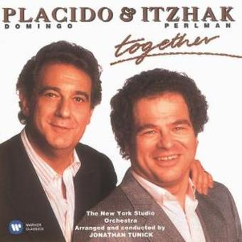 Together itzhak perlman enrico toselli cd album achat prix fnac - Achat studio new york ...