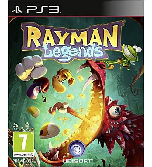 Rayman Legends Essentials PS3 - PlayStation 3