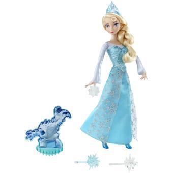 poupe elsa pouvoir de glace frozen la reine des neiges disney princesses