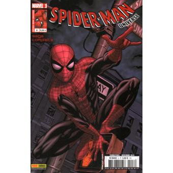 Spider-Man - Universe  Tome 8 : Spider-Man, world's greatest hero