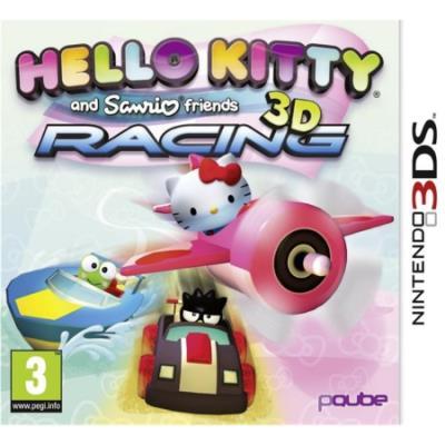Hello Kitty et Friends 3D Racing Nintendo 3DS - Nintendo 3DS