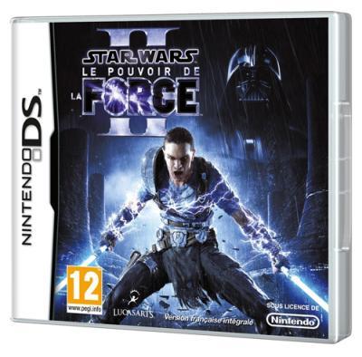 Star Wars Le Pouvoir de la Force II DS - Nintendo DS