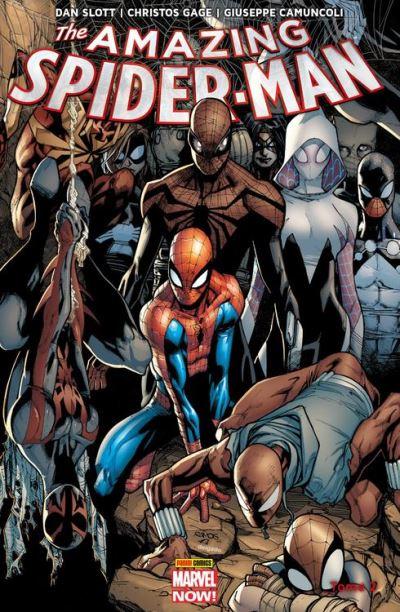The Amazing Spider-Man T01