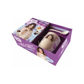coffret mug cakes de violetta boites et accessoires collectif achat livre achat prix. Black Bedroom Furniture Sets. Home Design Ideas