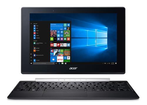 Processeur : Intel Atom x5-Z8350 de 1.44 GHz à 1.92 GHz, Mémoire : 4 Go, Stockage : 64 Go, Ecran 10.1 tactile