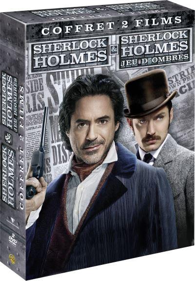 Sherlock Holmes - Sherlock Holmes 2 : Jeu d?ombres - Coffret