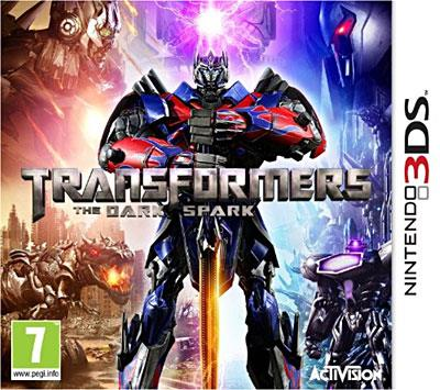 Transformers Rise Of The Dark Spark 3DS - Nintendo 3DS