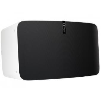 enceinte multiroom sans fil wifi sonos play 5 blanc. Black Bedroom Furniture Sets. Home Design Ideas