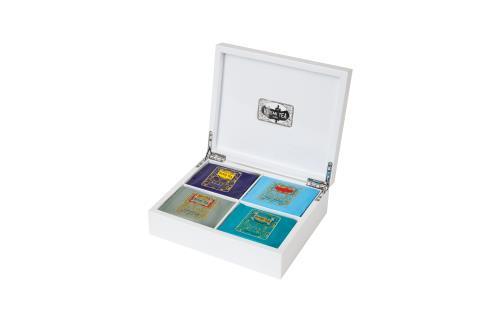 Image du produit Coffret de 20 sachets de thé Kusmi Tea Pianowhite Exclusifs