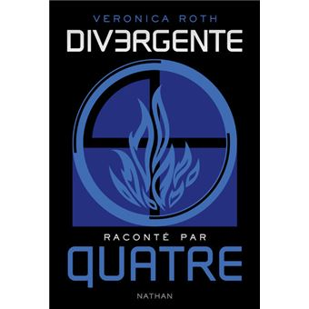 photo ebook quatre divergente