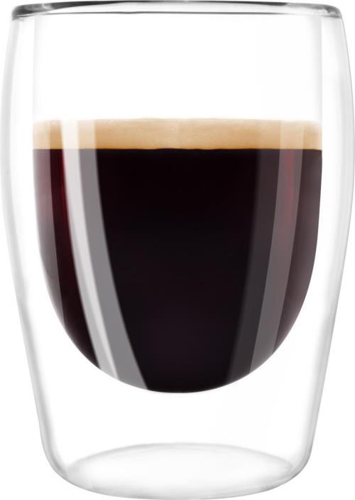 Image du produit Lot de 2 Verres à Expresso Melitta 80 ml