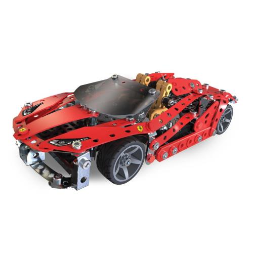 Fnac.com : Voiture Ferrari 488 Spider Meccano 305 pièces - Meccano. Achat et vente de jouets, jeux de société, produits de puériculture. Découvrez les Univers Playmobil, Légo, FisherPrice, Vtech ainsi que les grandes marques de puériculture : Chicco, Bébé
