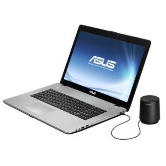 asus n76vb t5041h 17 3 ordinateur portable achat prix fnac. Black Bedroom Furniture Sets. Home Design Ideas