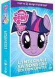 My Little Pony : Les amies c'est magique ! - Intégrale des Saisons 1 à 3 - Edition limitée (DVD)