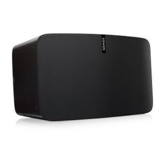 enceinte multiroom sans fil wifi sonos play 5 noir. Black Bedroom Furniture Sets. Home Design Ideas