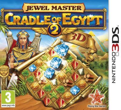Cradle of Egypt 2 - Nintendo 3DS