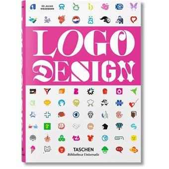 logo design edition trilingue allemand anglais fran ais reli julius wiedemann achat livre. Black Bedroom Furniture Sets. Home Design Ideas