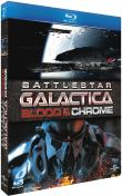 Battlestar Galactica : Blood & Chrome (Blu-Ray)