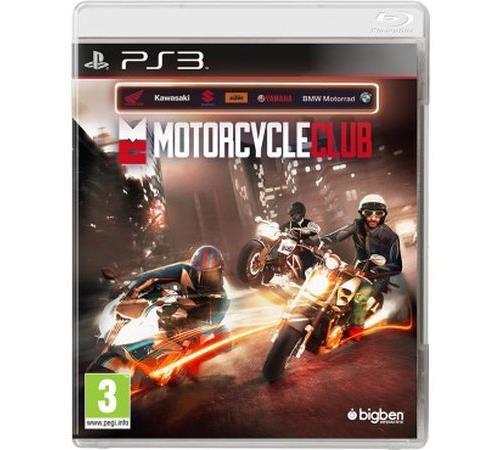 Motorcycle Club PlayStation 3 - PlayStation 3