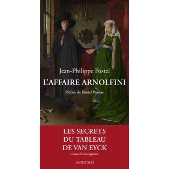 Nos dernières lectures (tome 4) - Page 15 L-Affaire-Arnolfini