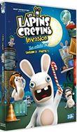 Les Lapins Crétins Invasion Saison 2 Partie 1 - DVD