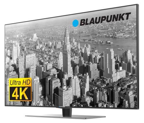 TV Blaupunkt BLA  I LED UHD K a w