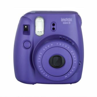 appareil photo instantan fujifilm instax mini 8 violet. Black Bedroom Furniture Sets. Home Design Ideas