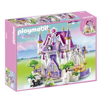 playmobil 5474 fairies pavillon de cristal playmobil
