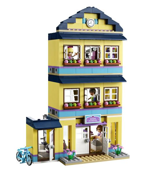Lego friends 41005 l 39 cole de heartlake city lego - Lego friends l ecole ...