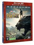Black Panther (Blu-ray 3D) - Combo Blu-ray 3D + Blu-ray 2D