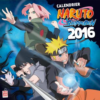 naruto calendrier 2016 naruto collectif broch achat livre achat prix fnac. Black Bedroom Furniture Sets. Home Design Ideas