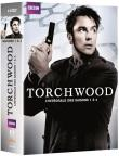 Torchwood - L'intégrale des saisons 1 à 4 (DVD)