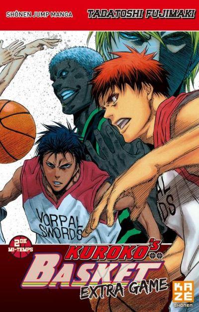 Kuroko´s Basket Extra Game - Tome 2