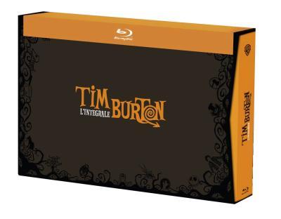 Tim Burton - L?intégrale 17 Films - Blu-Ray