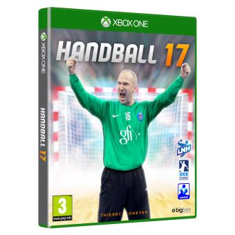 handball 17 xbox one sur xbox one jeux vid o achat prix fnac. Black Bedroom Furniture Sets. Home Design Ideas