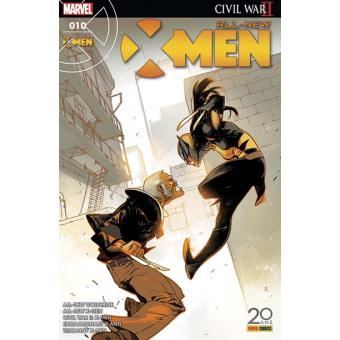 X-Men - X-Men, T10