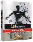 Black Panther Steelbook Edition Fnac Blu-ray 3D