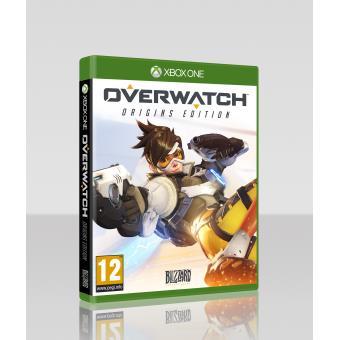 overwatch origins edition xbox one sur xbox one jeux. Black Bedroom Furniture Sets. Home Design Ideas